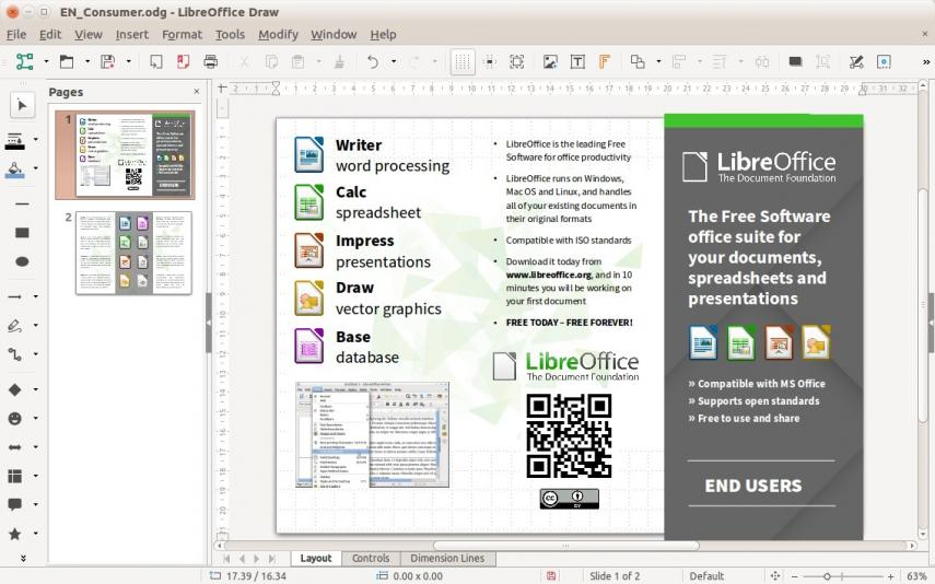 Free Office alternativas a microsoft office