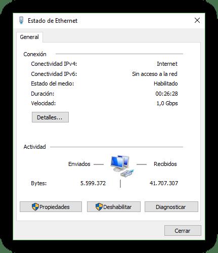 Configurar IP