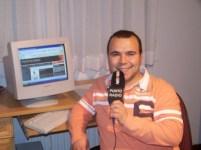 Año 2007 jefe de deportes de Punto Radio Asturias