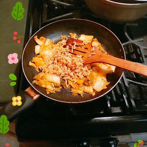 soyvirgo.com kimchi fried rice recipe