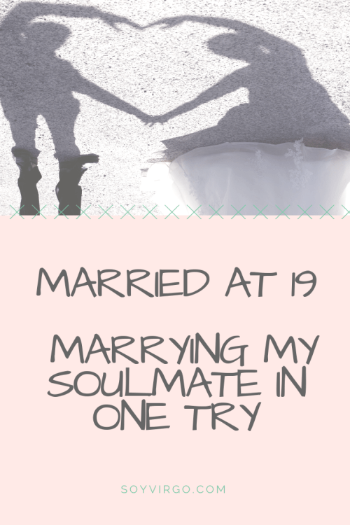marrying my soulmate