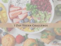 vegan 7 day challenge soyvirgo.com