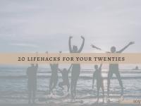 soyvirgo.com | lifehacks for your twenties