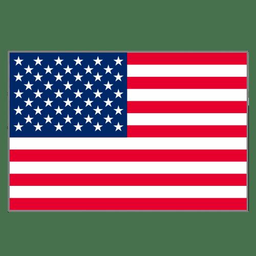 アメリカ合衆国の国旗のフリー素材 Web素材工房 デジタルカラーボックス