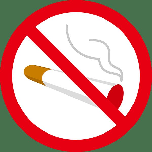 ビジネス 禁煙アイコン(カラー)