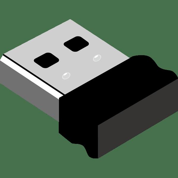 ビジネス USBレシーバー(カラー)