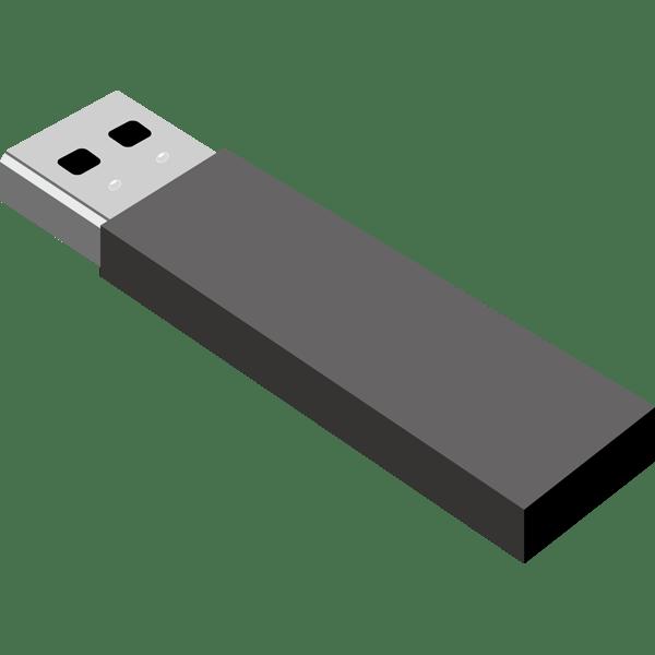 ビジネス USBメモリ(グレー)(カラー)