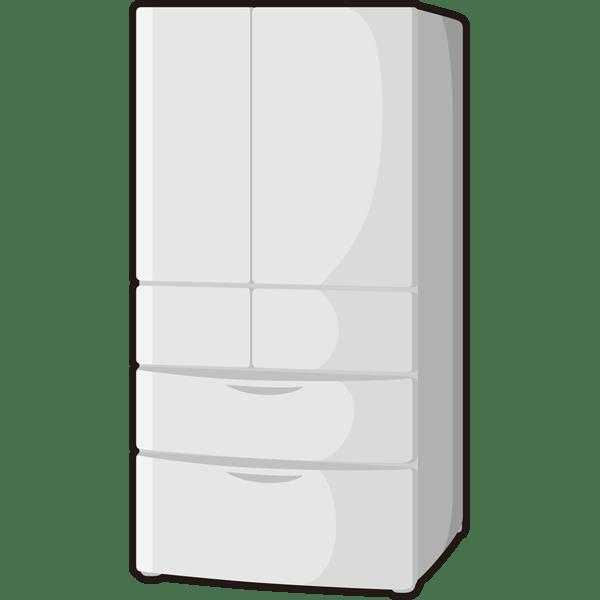 家庭・生活 冷蔵庫(カラー)