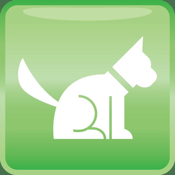 医療 犬アイコン(カラー)