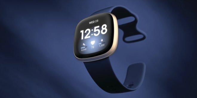 Fitbit Versa 3 im Preisverfall: Beliebte Fitness-Smartwatch bei Amazon günstig wie nie