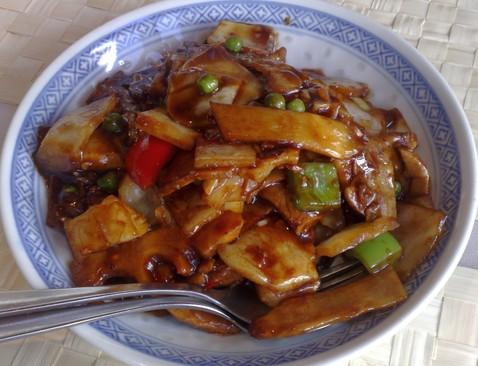 Suzy-Wong-Mittagstisch