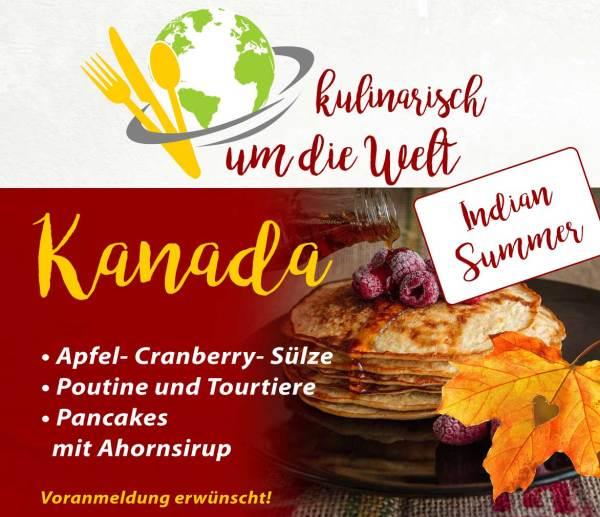 Kulinarisch um die Welt