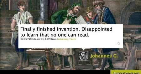 Gutenbergtweet