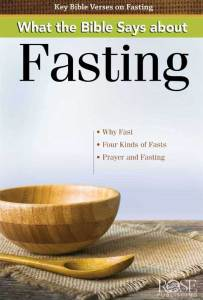 What the Bible Says about Fasting – Pamphlet