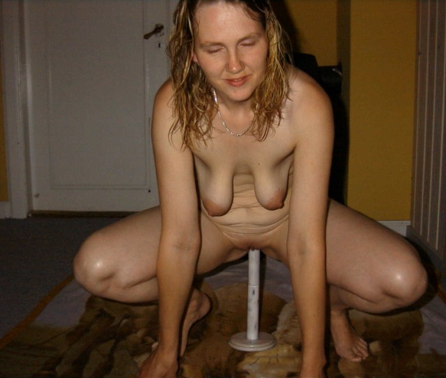 Over Older Naked Bending Mom