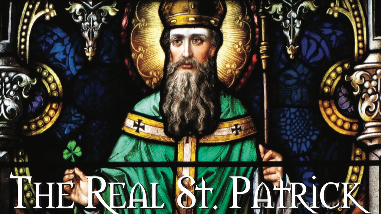 the real st patrick