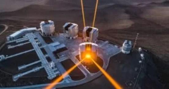 Telescópio Extremamente Grande ou ELT.  O telescópio mais poderoso do mundo