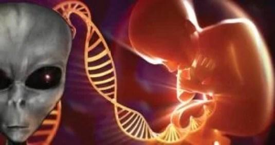 Cientistas descobrem genes extraterrestres no DNA humano