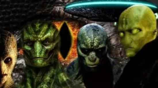 Os reptilianos a raça que busca dominar a humanidade