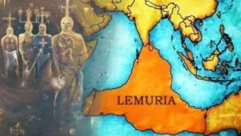 Lemúria, o continente do elo perdido