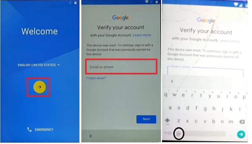 Motorola/Karbonn FRP Bypass – Unlock Google Gmail Lock (Android 6.0) Without PC Latest