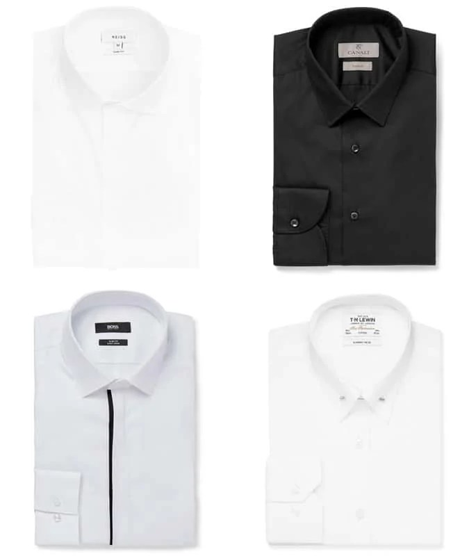 The Best Men's Shirts For Cocktail Attire
