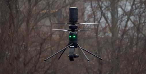The Spirit drone by Ascent Aerosystems