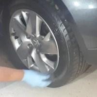 Dressing de pneu Renault Scénic entrainement