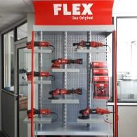 Utilisation de Polisseuses Flex