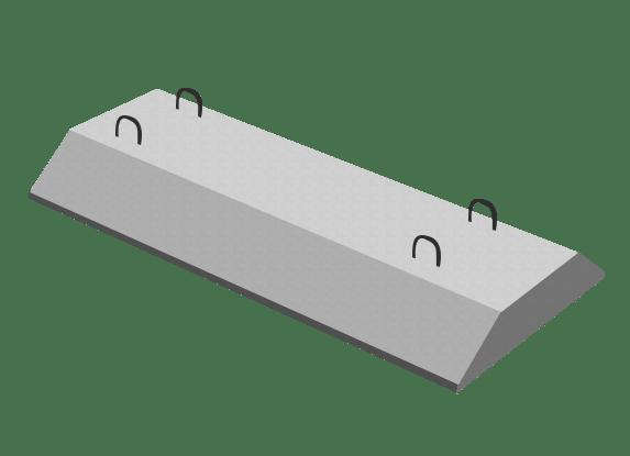 Фундаментные плиты ФЛ (блоки ФЛ): цена, размеры, где ...