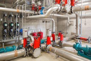 Регулирующая и предохранительная трубопроводная арматура