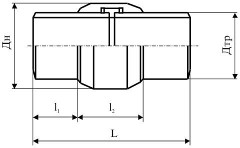 Вставки электро-изолирующие (ВЭИ)