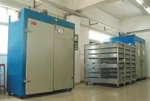 二次加硫釜・恒温機器