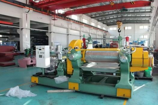 open roll kneading machine