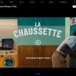 Apple FranceがiPhone11 Proで撮影の短編映画「La Chaussette」を公開