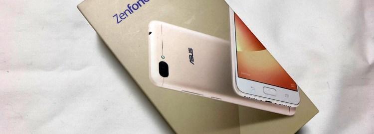 ZenFone 4 Max外箱
