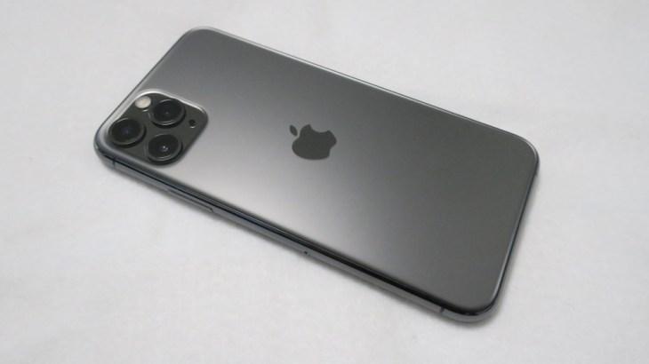 iPhone 11 Pro 本体