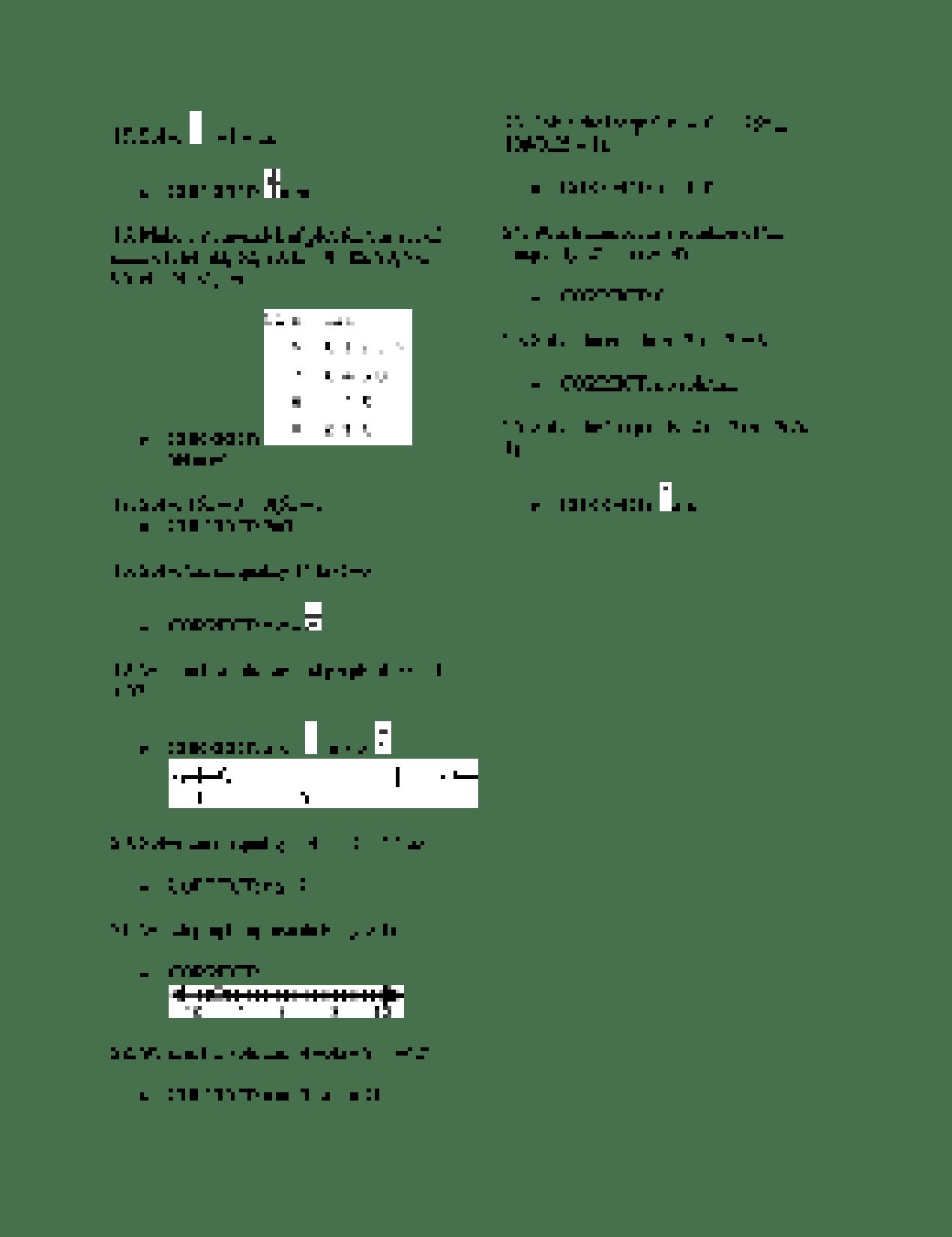 Algebra Year 7 Test