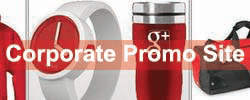 Corporate Promotional Product Site
