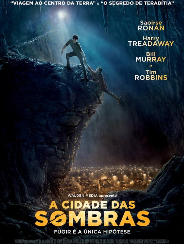 Poster do filme Cidade das Sombras