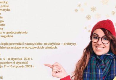 Warszawska Szkoła Zimowa Online