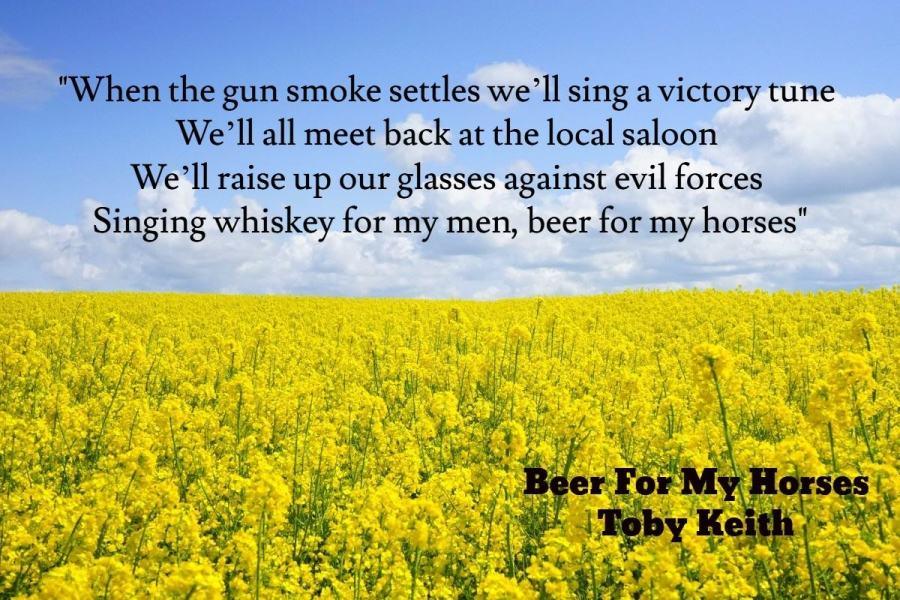 Beerformyhorses