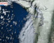 Komo News Weather Satellite Screenshot