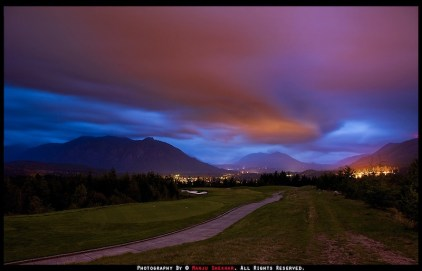 Alpenglow over Snoqualmie Valley, September 2013. By Manju Shekhar