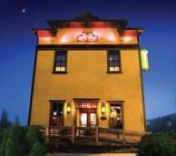 Woodman Lodge Steak House Restaurant and Bar