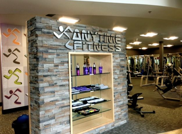 Anytime Fitness Transforms from Ridge Fitness, Becomes ...