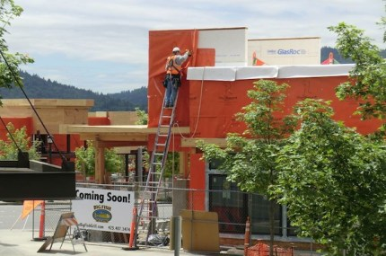 Big Fish Grill of Woodinville & Kirkland will open a third restaurant at Grand Ridge Plaza.  Photo: Issaquah Highlands Facebook page