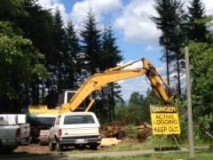 Woodlandssiteclearing