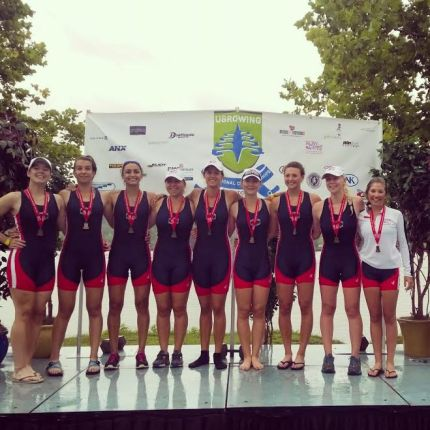 US rowing team