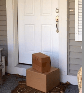 doorstep packages
